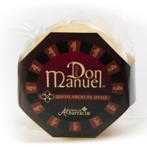 Don Manuel Label – Large