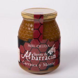 Miel cruda artesana Sierra de Albarracín, Carrasca y Monte – Pequeño