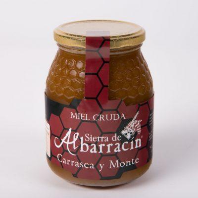 Miel cruda artesana Sierra de Albarracín, Carrasca y Monte – Grande
