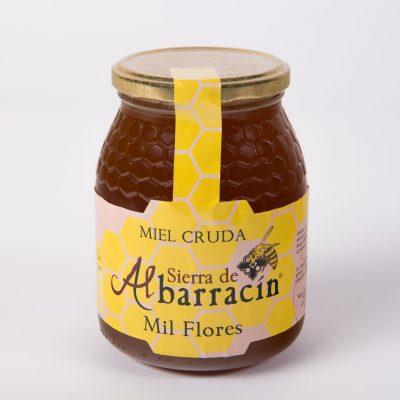 Miel cruda artesana Sierra de Albarracín, Mil Flores – Grande